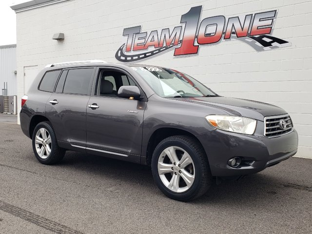 Used 2009 Toyota Highlander in Rainbow City, AL