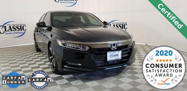 2018 Honda Accord Sedan Sport 1.5T