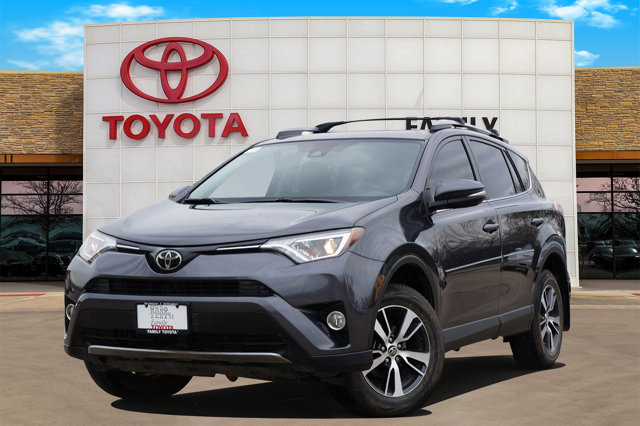 Used 2017 Toyota RAV4 in Burleson, TX