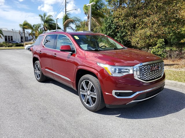Used 2018 GMC Acadia in Fort Worth, TX