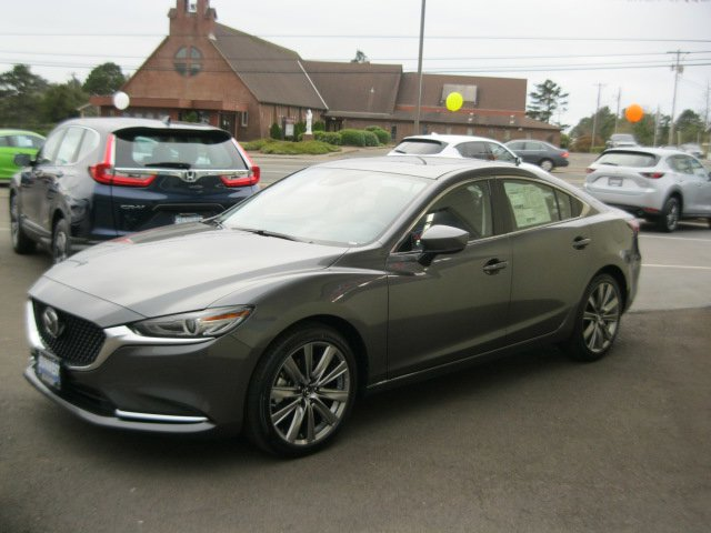 New 2019 Mazda Mazda6 in Newport, OR