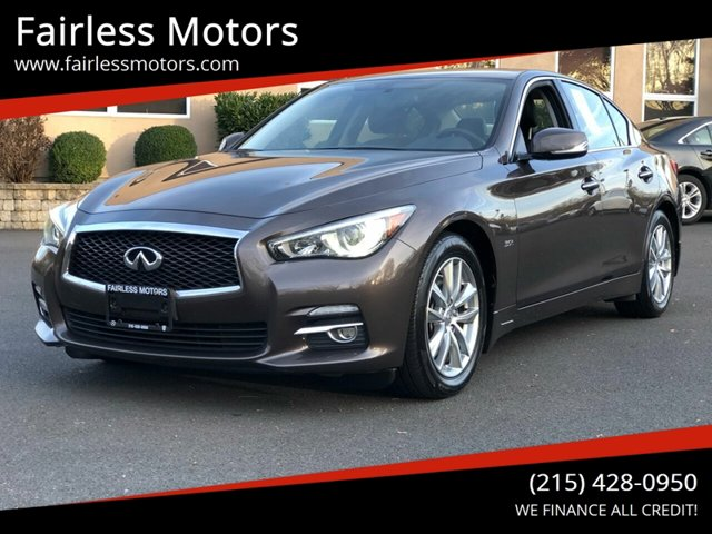 Used 2017 INFINITI Q50 in Fairless Hills, PA