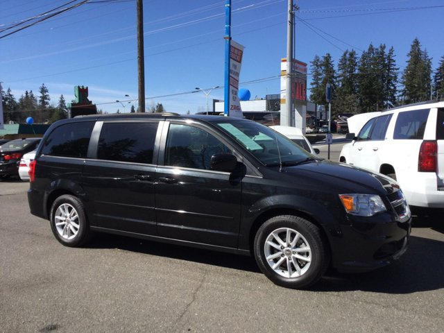 Used 2016 Dodge Grand Caravan 4dr Wgn SXT