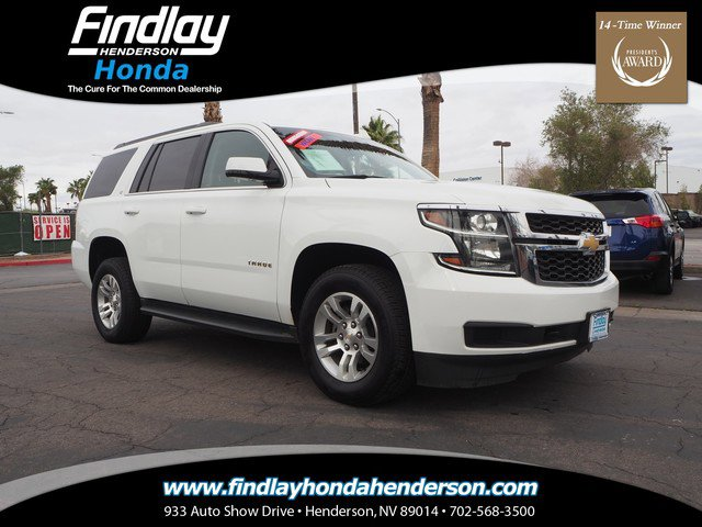 Used 2018 Chevrolet Tahoe in Las Vegas, NV