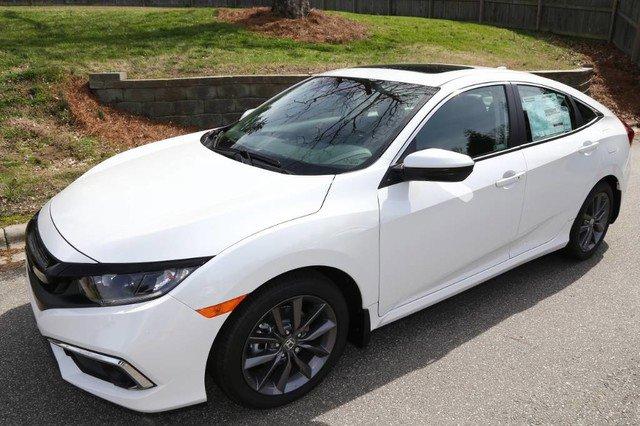 New 2020 Honda Civic Sedan in High Point, NC