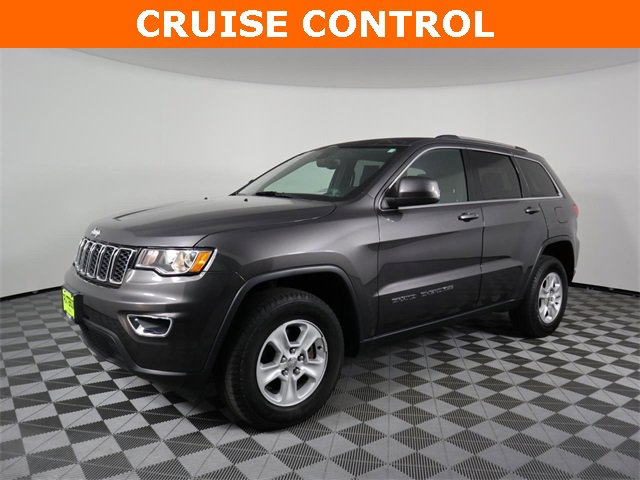 2017 Jeep Grand Cherokee Laredo Laredo 4x4 Regular Unleaded V-6 3.6 L/220 [16]