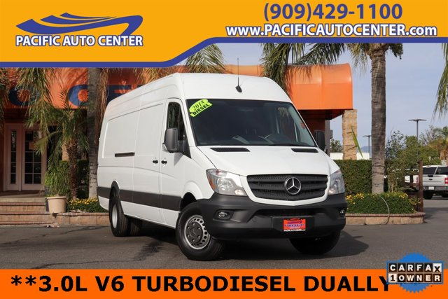 2018 Mercedes-Benz Sprinter 3500 Cargo 170 WB