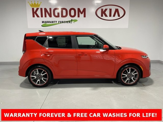 New 2020 Kia Soul in Rolla, MO