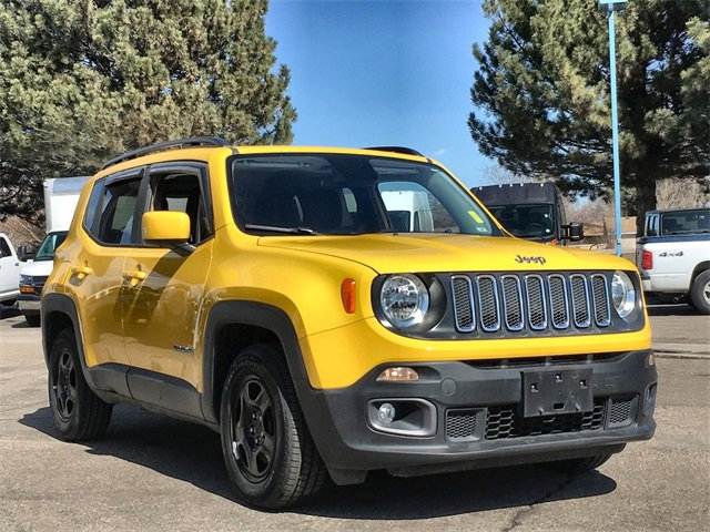 Used 2016 Jeep Renegade in Fort Collins, CO
