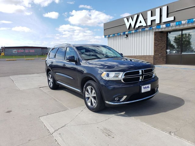 Used 2016 Dodge Durango in Devils Lake, ND