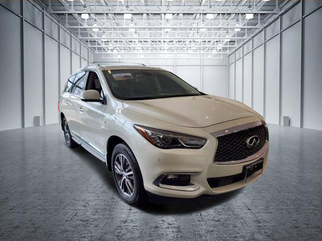 2018 INFINITI QX60 AWD Premium Unleaded V-6 3.5 L/213 [2]