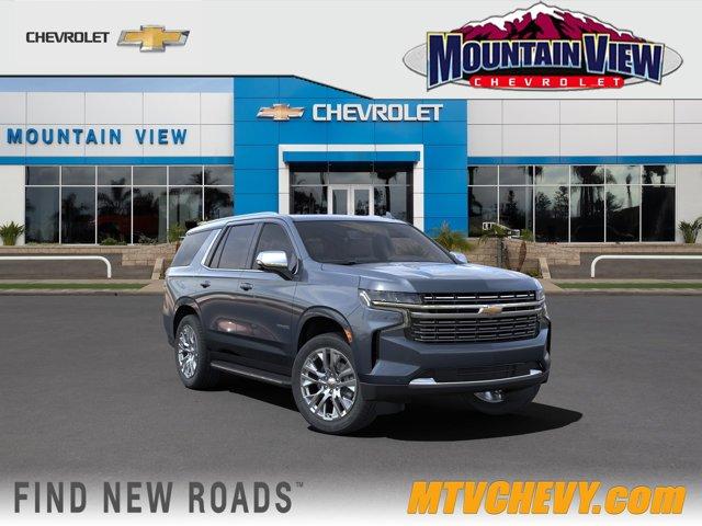2021 Chevrolet Tahoe Premier 4WD 4dr Premier Gas V8 5.3L/ [7]