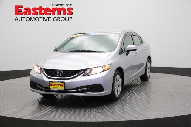 2015 Honda Civic for sale 119979 0