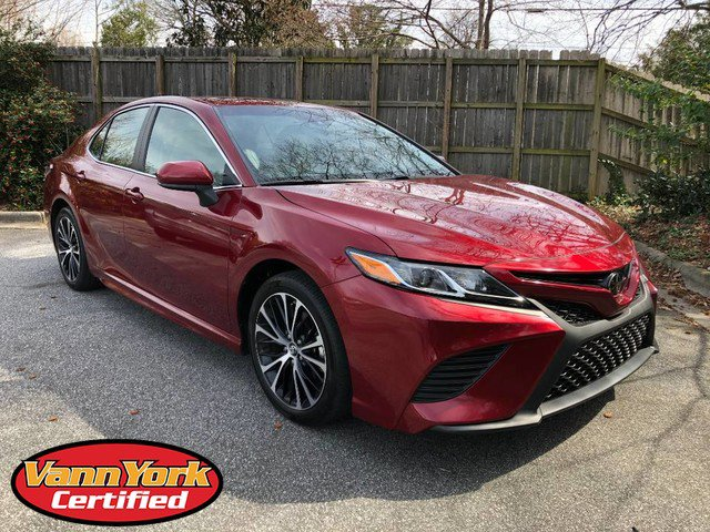 Used 2018 Toyota Camry in High Point, NC