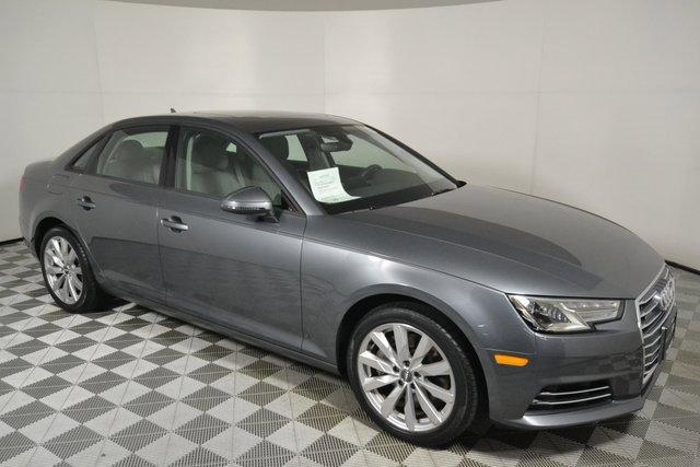 Used 2017 Audi A4 in Lynnwood, WA
