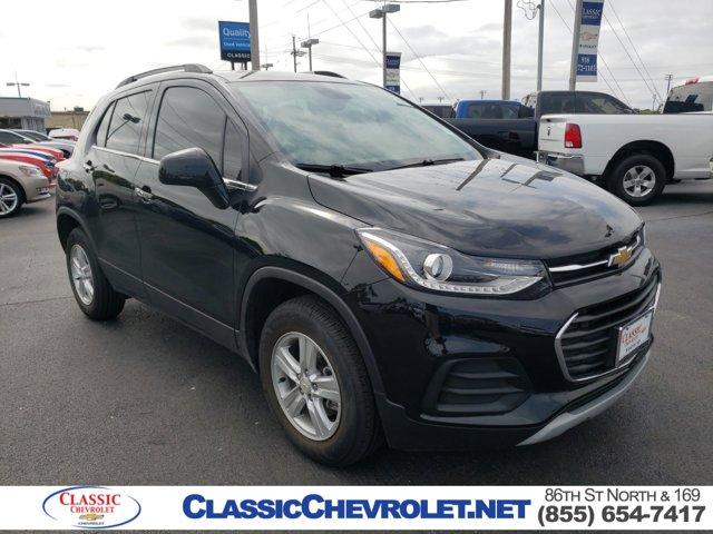 New 2019 Chevrolet Trax in Owasso, OK