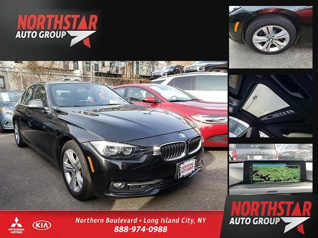 Used 2017 BMW 3 Series in Long Island City, NY