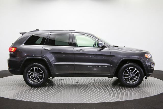 2017 Jeep Grand Cherokee for sale 123313 41