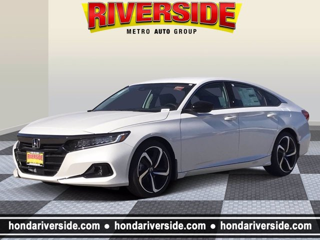 2021 Honda Accord Sedan Sport SE Sport SE 1.5T CVT Intercooled Turbo Regular Unleaded I-4 1.5 L/91 [9]