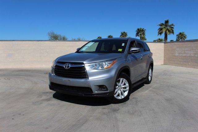 Used 2014 Toyota Highlander in Mesa, AZ