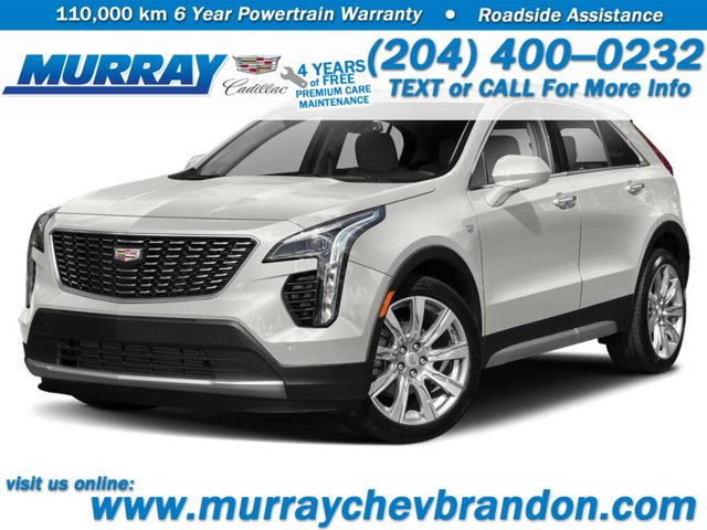 2021 Cadillac XT4 AWD Premium Luxury AWD 4dr Premium Luxury Turbocharged Gas I4 2.0/ [4]