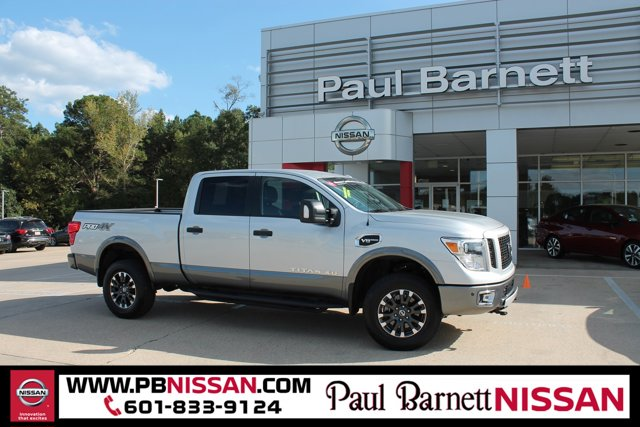 Used 2018 Nissan Titan XD in Brookhaven, MS