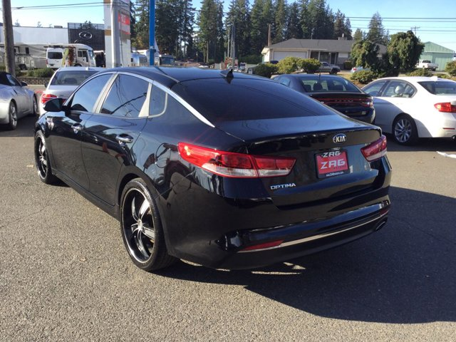 Used 2016 Kia Optima 4dr Sdn LX