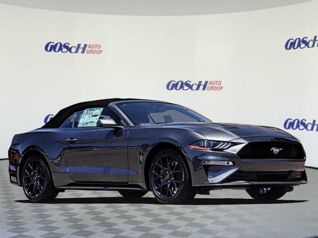 New 2019 Ford Mustang in Hemet, CA