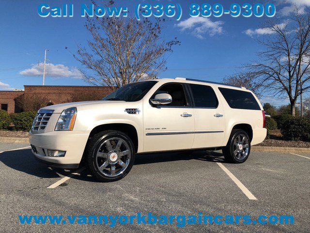 Used 2011 Cadillac Escalade ESV in High Point, NC