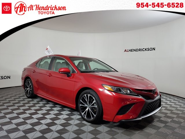 Used 2019 Toyota Camry in Coconut Creek, FL