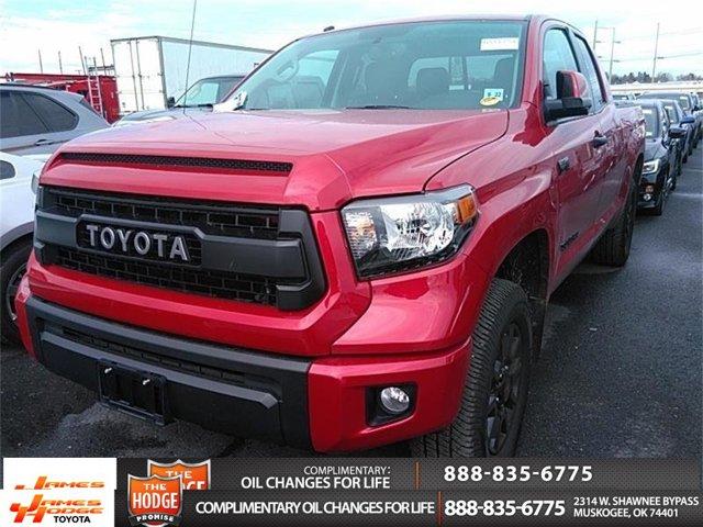 Used 2017 Toyota Tundra in Muskogee, OK