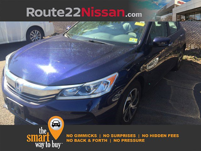 2016 Honda Accord Sedan LX 4dr I4 CVT LX Regular Unleaded I-4 2.4 L/144 [2]