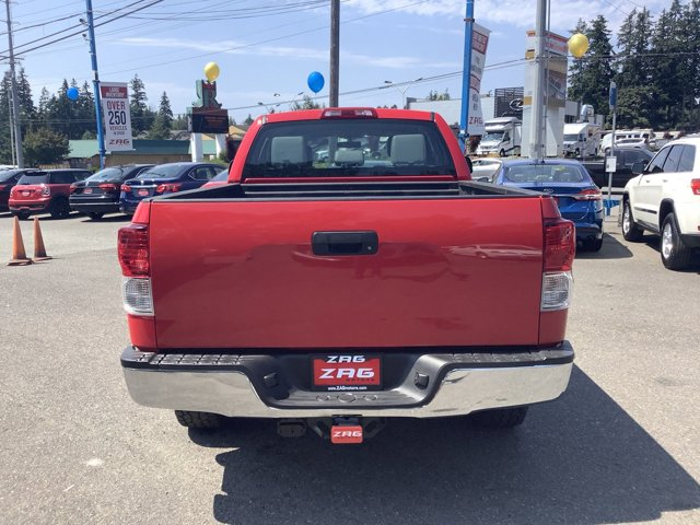 Used 2013 Toyota Tundra 4WD Truck Double Cab 4.6L V8 6-Spd AT