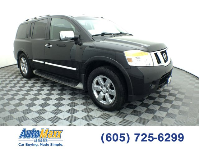 Used 2013 Nissan Armada in Aberdeen, SD