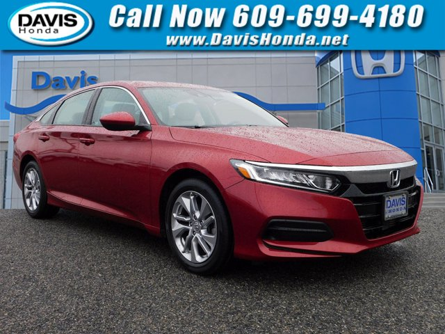 Used 2018 Honda Accord Sedan in Burlington, NJ