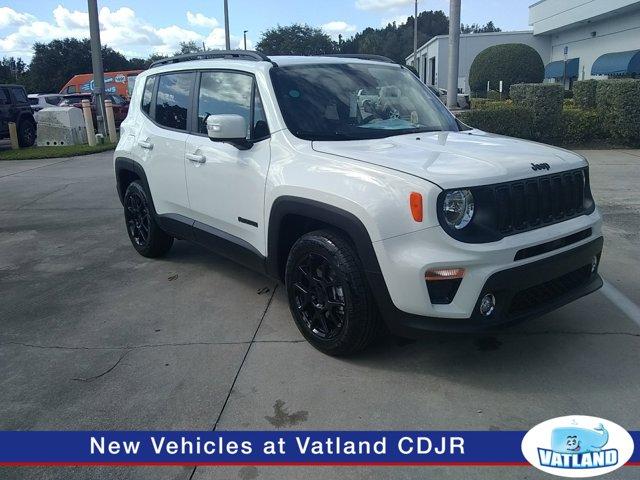 New 2020 Jeep Renegade in Vero Beach, FL