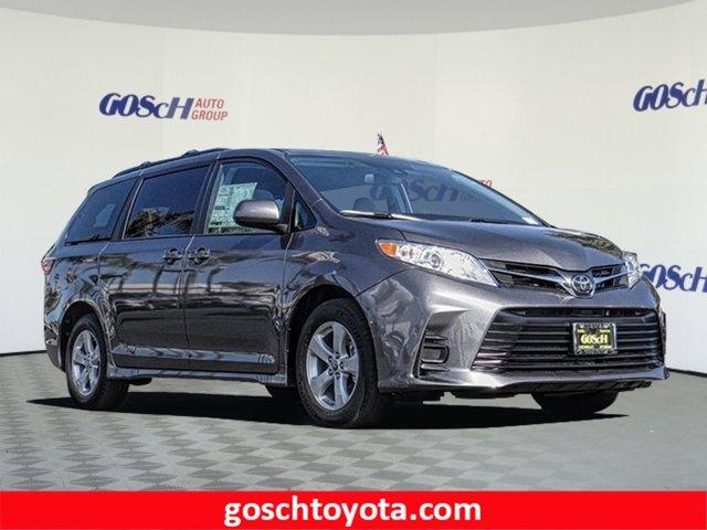 New 2020 Toyota Sienna in Hemet, CA