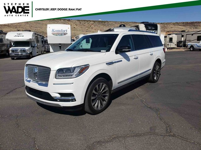 Used 2020 LINCOLN Navigator Reserve