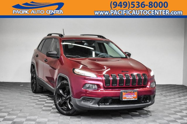 Used 2016 Jeep Cherokee in Costa Mesa, CA