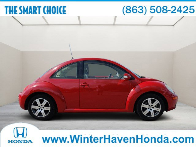 Used 2006 Volkswagen New Beetle Coupe in Winter Haven, FL