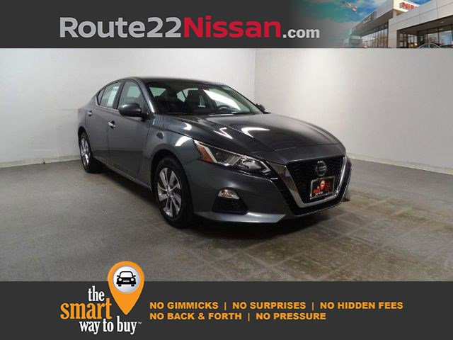 2020 Nissan Altima 2.5 S 2.5 S AWD Sedan Regular Unleaded I-4 2.5 L/152 [14]