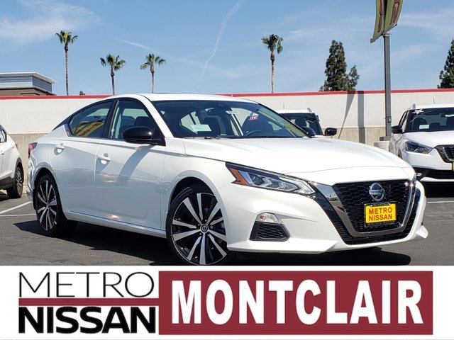 2021 Nissan Altima 2.0 SR 2.0 SR Sedan Intercooled Turbo Regular Unleaded I-4 2.0 L/120 [16]
