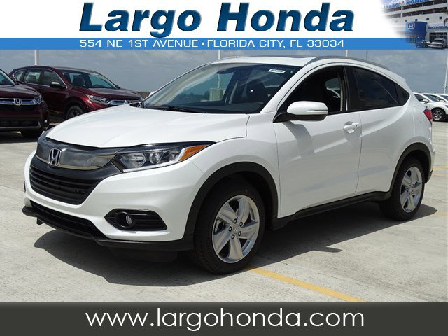 New 2019 Honda HR-V in Florida City, FL
