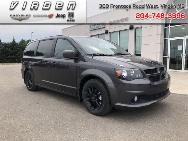 2020 Dodge Grand Caravan GT GT 2WD Regular Unleaded V-6 3.6 L/220 [5]