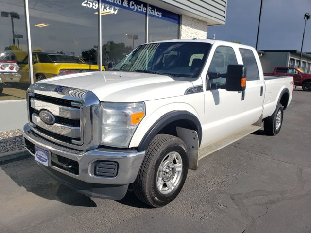 Used 2012 Ford Super Duty F-350 SRW in Billings, MT