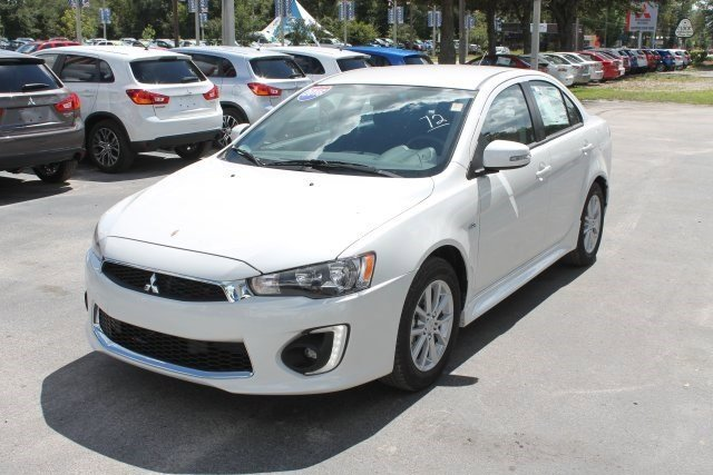 New 2016 Mitsubishi Lancer in Gainesville, FL