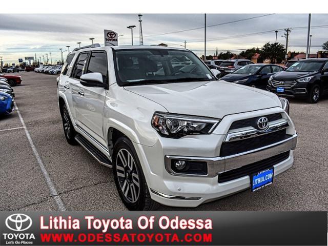 Used 2016 Toyota 4Runner in Odessa, TX