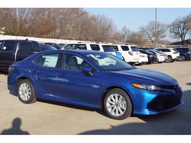 New 2020 Toyota Camry in Hurst, TX