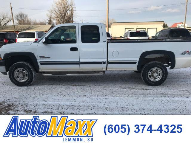 Used 2002 Chevrolet Silverado 2500HD in Lemmon, SD