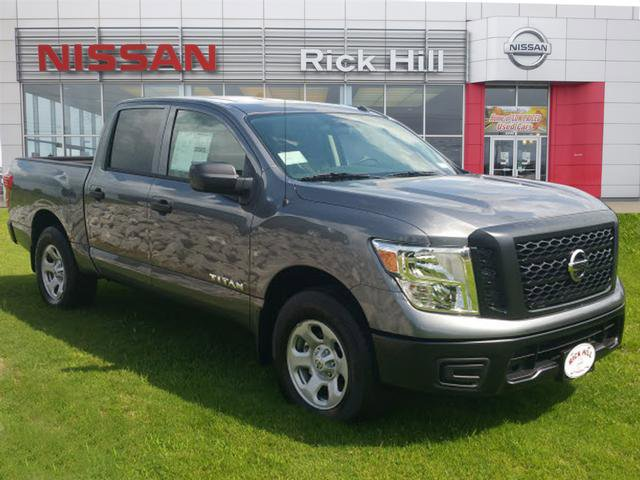 New 2019 Nissan Titan in Dyersburg, TN